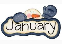 January Days to Celebrate