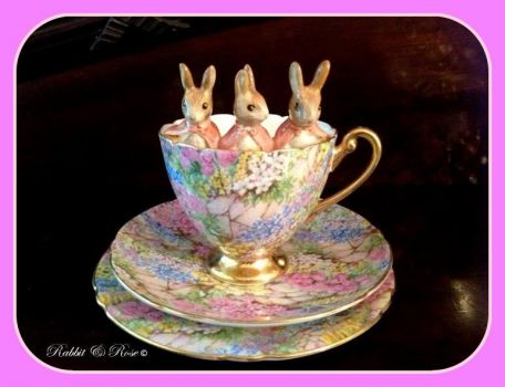 Pinknblack from the Past Easter Cup