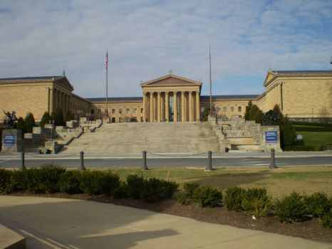 Philadelphia Museum of Art, Philadelphia, PA, USA
