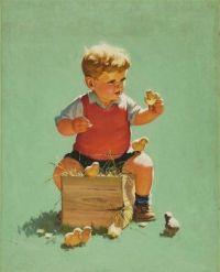 Hatching Time by Raymond James Stuart