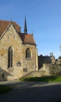 Na hradě ?) ,v Německu