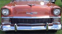 1956 Shoebox Chevrolet Grille