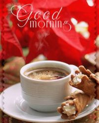 koffie good morning