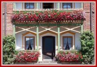 Farmhouse with Flowers ~ Upper Bavaria, Germany