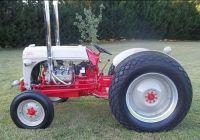 1951 Ford 8N Flathead V8 Tractor