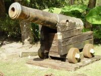 Cannon, St. Augustine FL