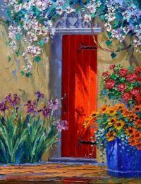 Forever Roses by MIki Senkarik