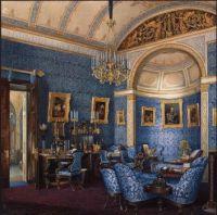The Blue Boudior