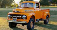 1952 FORD F2 MARMON HARRINGTON