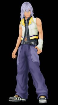 Kingdom Hearts: Riku (2)