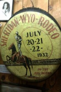 Wyoming Rodeo 1932