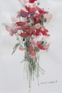 Water Colour Flowers