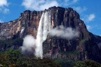 Angel-Falls- Canaima Nat. Park, Venezuela