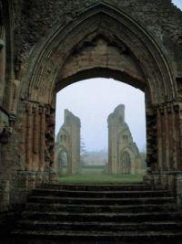 Glastonbury Abbey, UK  6011
