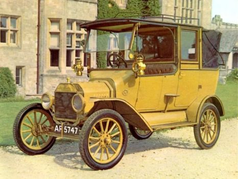 1915 Ford Model T..