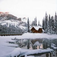 Wooden House, Emerald Lake