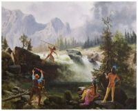 Treason of Images ~ Kent Monkman (Cree)