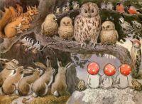 Children of the Forest Elsa Beskow1874-1953