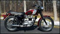 Triumph T120 1970