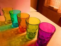 My photos of colored glass 6.