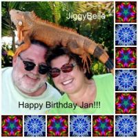 Happy Birthday Jan (JiggyBelle)!!