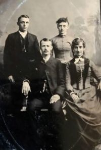 Tintype, Unknown Subjects (large)