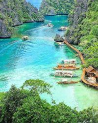 Breathtaking beauty of Palawan, Philippines