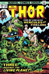 Thor And Hercules