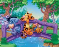 Tigger and Eeyore
