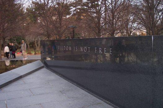 Korean War Memorial 2