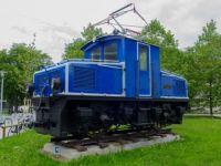 Alte Elektrolok / Old electric locomotives