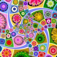Kolorful Kaleidos Whirwind!  (L)