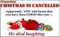 christmas humour!