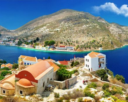 Greece, wish I were there now!
