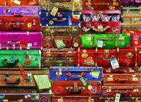 Vintage Suitcases (695)