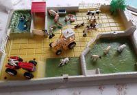 Toy farmyard