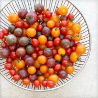 Take The Work Out Of Cherry Tomatoes