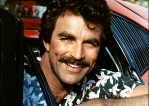 Tom-Selleck aka Magnum P.I.