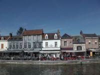 On the canal, Saint Jeu Quartier, Amiens