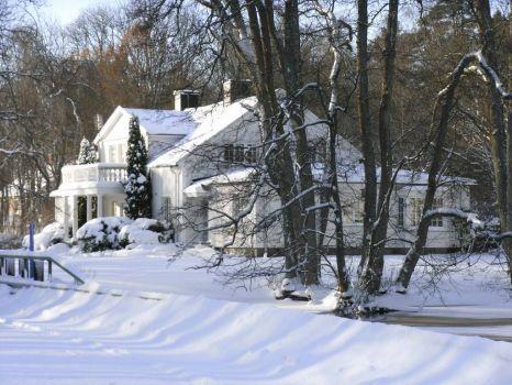 Vinter i Åfors