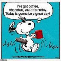 Coffee, Chocolate & Friday