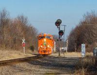 CN heritage unit 3023 EJ&E
