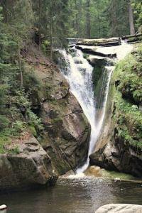 Wodospad Szklarki, near Szklarska Poręba, Poland