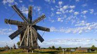 windmill Russia