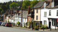Ludlow, Shropshire, England.