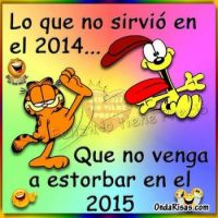What did the 2014... That does not come to interfere by 2015. Be happy is priceless