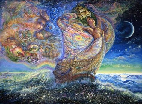 Josephine Wall - larger