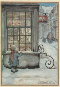Dutch artist Anton Pieck #8