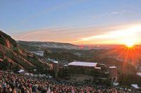 Red Rocks - Easter Sunrise