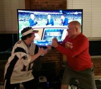 NFL Kickoff - A Family Divided